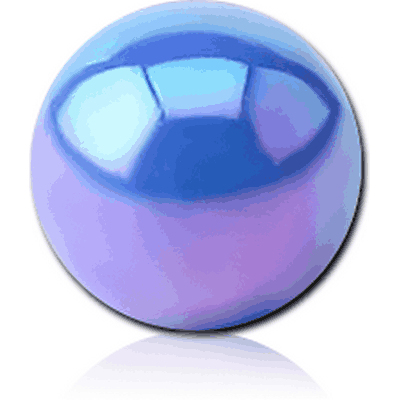 UV ACRYLIC AB COATED NEON MICRO BALL