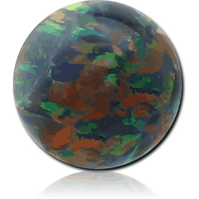 SYNTHETIC OPAL BALL