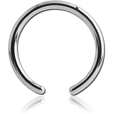 SURGICAL STEEL BALL CLOSURE RING PIN