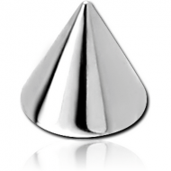 SURGICAL STEEL CONE PIERCING