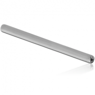 SURGICAL STEEL INTERNALLY THREADED MICRO BARBELL PIN PIERCING
