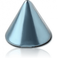 ANODISED SURGICAL STEEL MICRO CONE