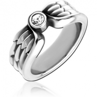 SURGICAL STEEL RING