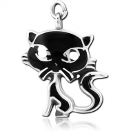 SURGICAL STEEL CHARM-KAT