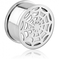 STAINLESS STEEL CUT OUT THREADED TUNNEL PIERCING