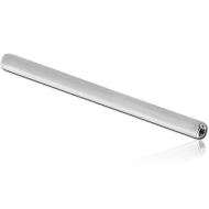 TITANIUM INTERNALLY THREADED BARBELL PIN