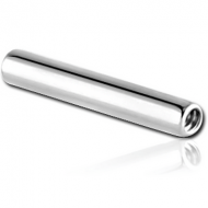 TITANIUM INTERNALLY THREADED MICRO BARBELL PIN