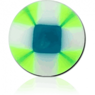UV ACRYLIC CHECKER BALL