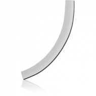 BIOFLEX INTERNAL MICRO BANANA PIN FOR PUSH FIT AND 1.2 MM INTERNAL ATTACHMENTS